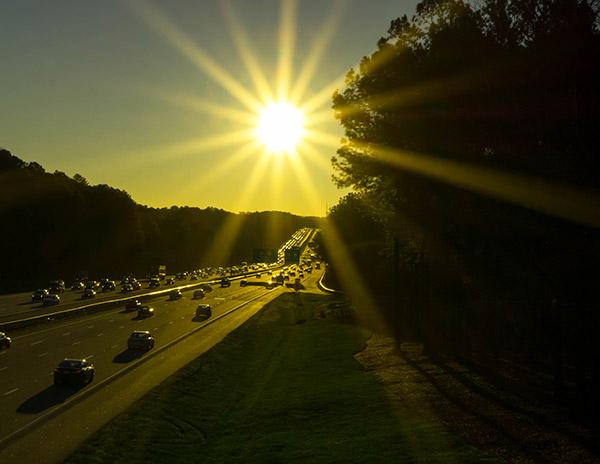 highway I-40